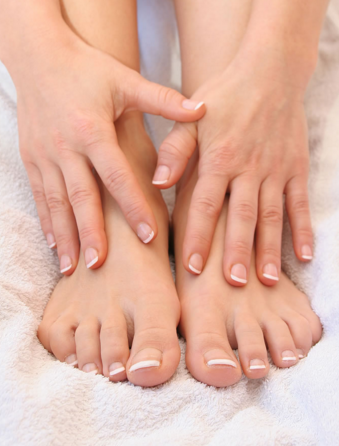 Natural and Safe Athletes Foot Treatment